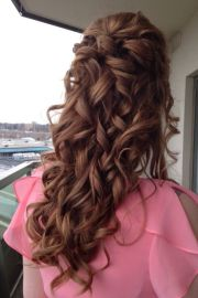 hairstyle pretty curls