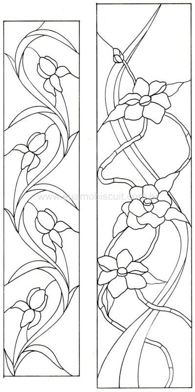86 best images about Stained Glass Patterns on Pinterest