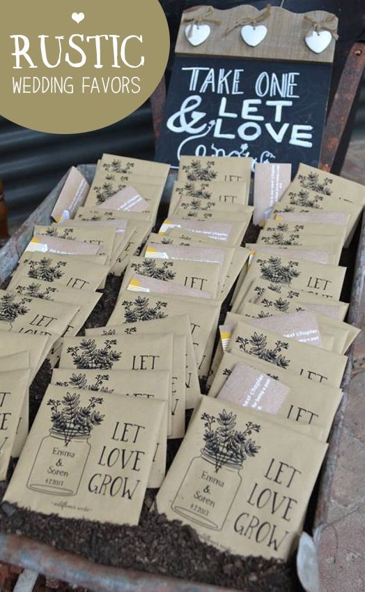Best 25 Rustic wedding favors ideas on Pinterest  Country wedding decorations Wedding candy