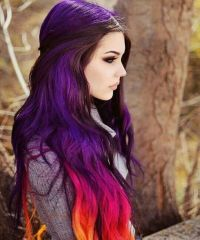 25+ Best Ideas about Multicolored Hair on Pinterest ...