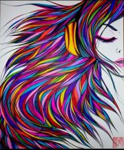 colorful art oodles