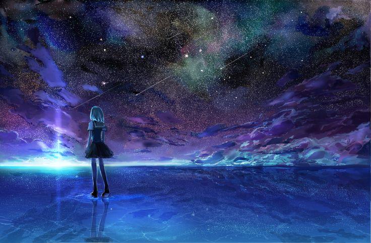 Fall Anime Wallpaper Vocaloid Dark Anime Scenery Wallpaper 4h6 Wallpaper Imagination