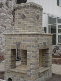 Image detail for -... Sided Brick and Mortar Outdoor ...