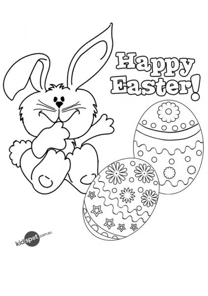 25+ best ideas about Easter pictures to color on Pinterest