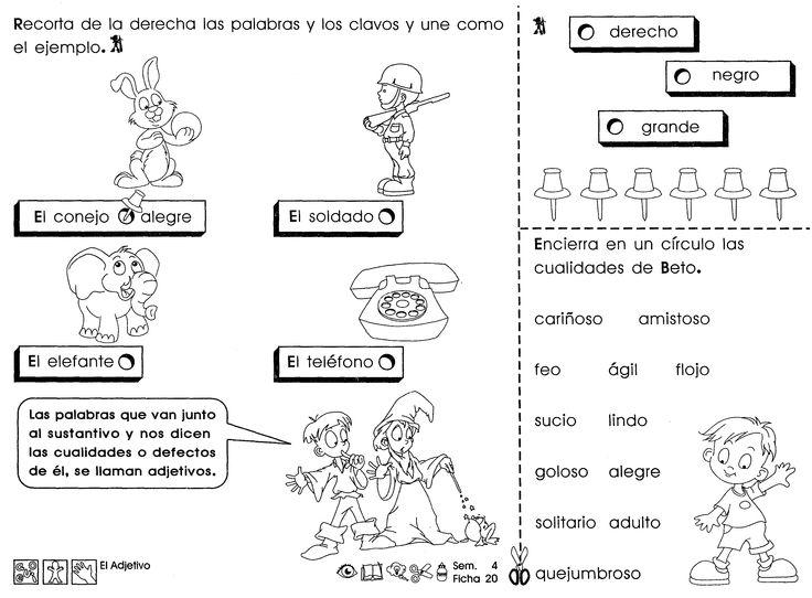 Concurso Adjetivo De Escuela Suave » tecriodovi.ga