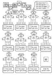 1000+ images about Robot story on Pinterest