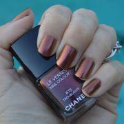 chanel troublante nail polish winter