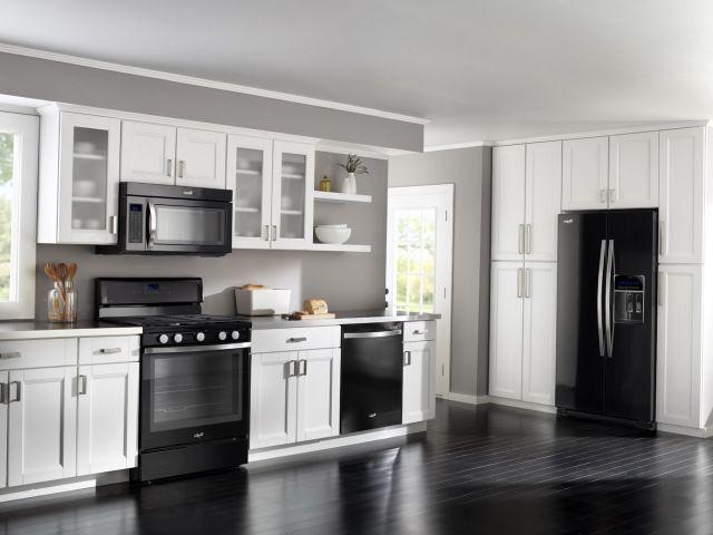 17 Best Ideas About Black Appliances On Pinterest