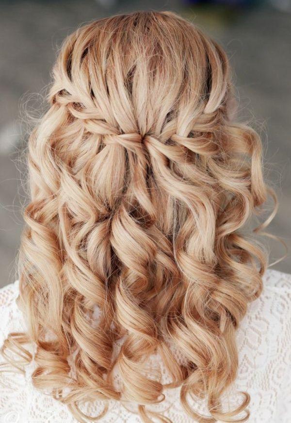 Die Besten 25 Festliche Frisuren Ideen Auf Pinterest