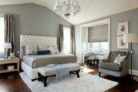 A master bedroom I designed for a lovely young couple in ...