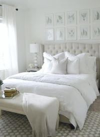 25+ best ideas about White Comforter Bedroom on Pinterest