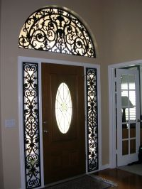 17 best images about Faux Iron Window Ideas on Pinterest ...