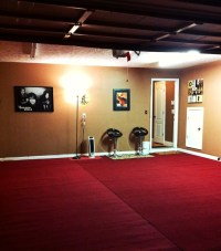 Turning a garage into a jam room | House Ideas | Pinterest ...