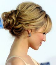 romantic loose bun updos hairstyles