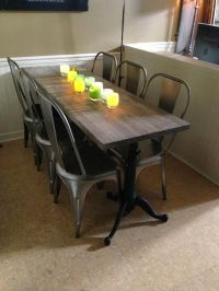 Skinny Kitchen Table - Image to u