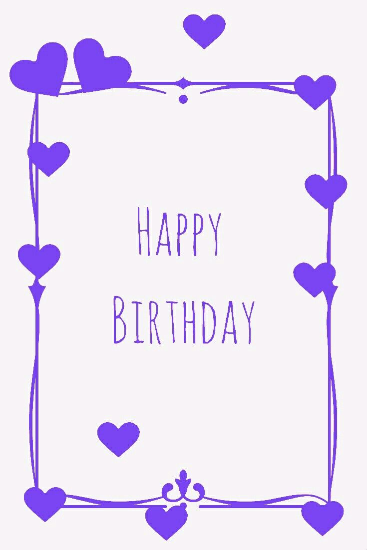 318 Best Images About B Day Cards For FB On Pinterest