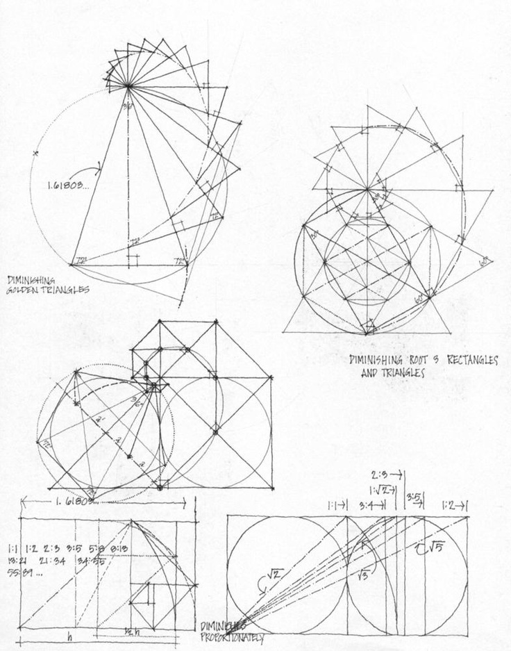 145 best images about [ geometry ] on Pinterest