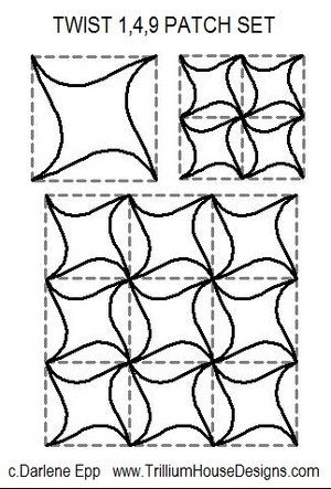 521 best images about Machine Quilting Patterns on