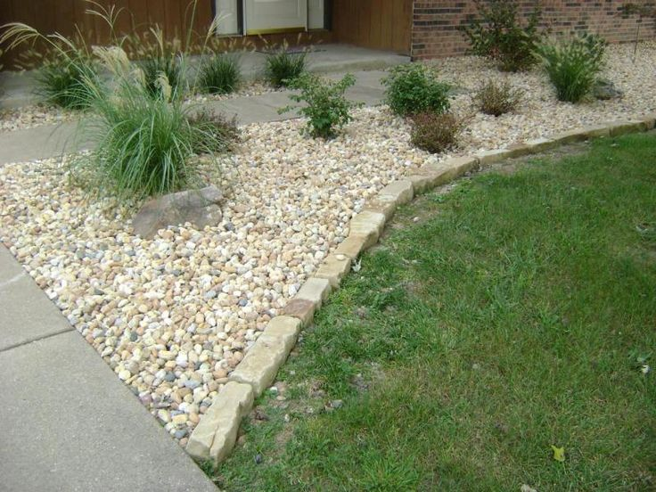 Decorative Garden Stones Connellyoncommercecom Landscaping With