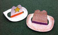 17 Best ideas about Paper Plate Hats on Pinterest | Cheap ...
