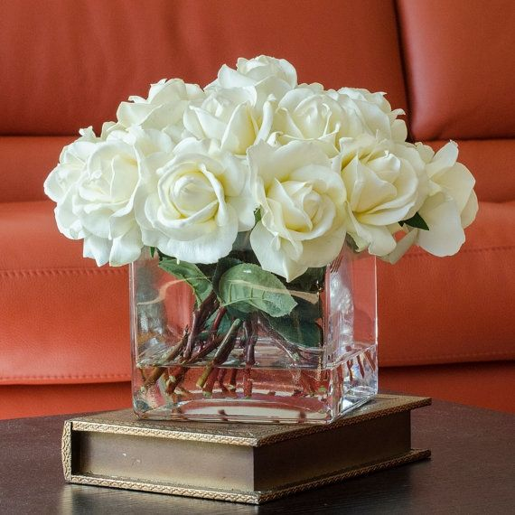 25 Best Ideas About Fake Flower Arrangements On Pinterest Fake
