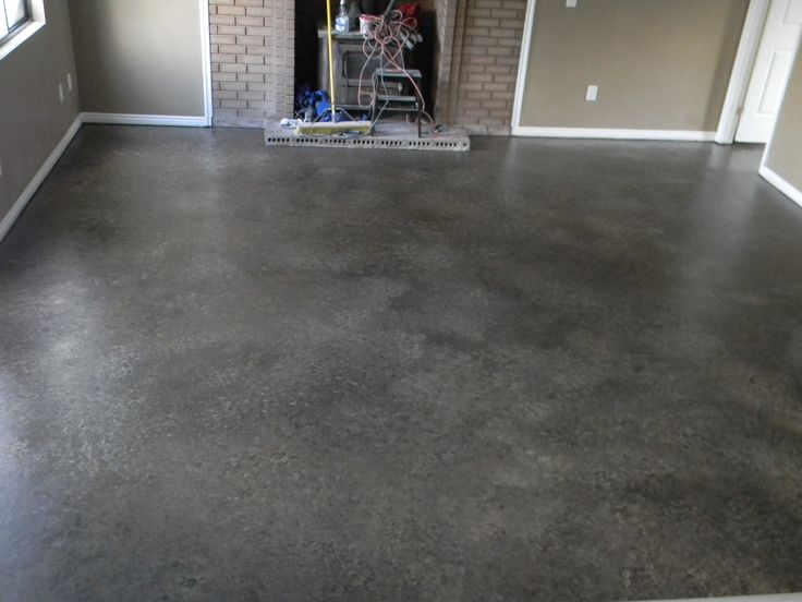Unique How to Paint Concrete Floor In Basement