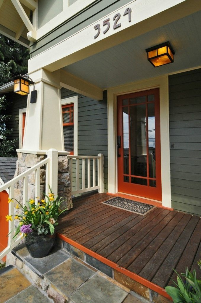45 Best Images About Craftsman Bungalow Colors On
