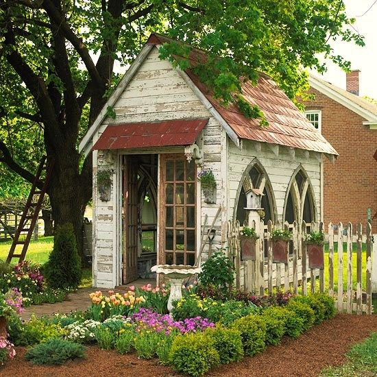 98 Best Images About Interesting Garden Follies So Romantic On