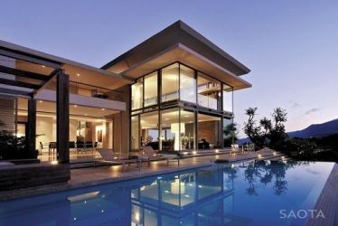 casas casa piscina lujo