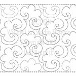 1000+ images about Quilting: Continuous Line Patterns on