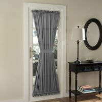 1000+ ideas about French Door Curtains on Pinterest | Door ...