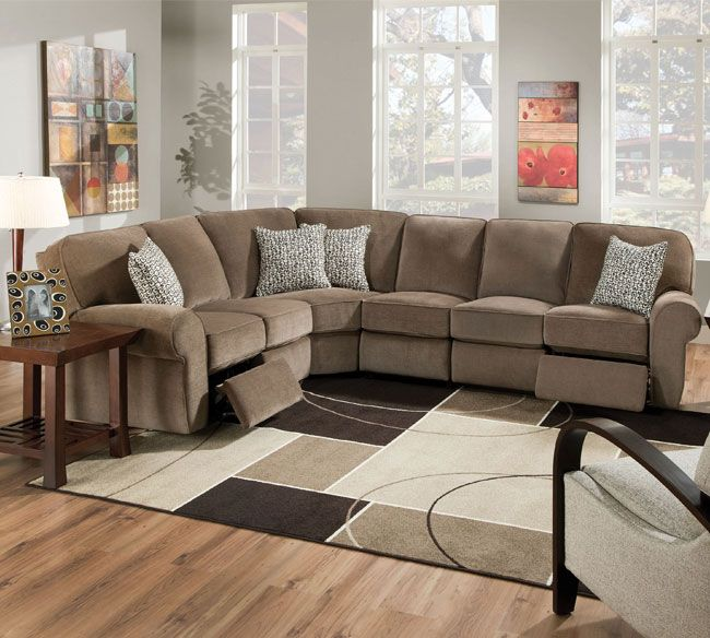 25 Best Ideas About Reclining Sectional Sofas On Pinterest
