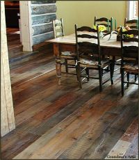 Reclaimed barn wood, Wood laminate and Barn wood on Pinterest