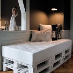 Www Cheap Sofa Beds Stock Clearance Sofas Manchester Wooden Pallet / Crate Bed Furniture Storage Day ...