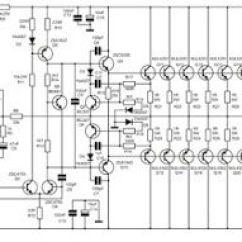 5000 Watts Power Amplifier Circuit Diagram Rectangular Venn 1000 Watt Apex 2sc5200 2sa1943 , 1000w   Hubby Project ...