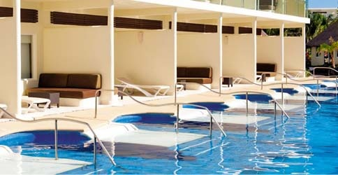 Adult Exclusive Swim Up Room At Sensatori Mexico Dont