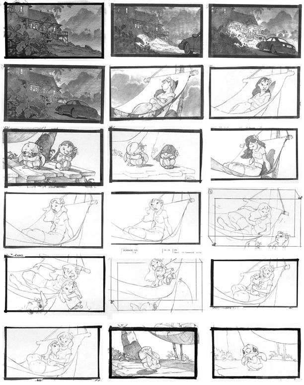 17 Best ideas about Storyboard Examples on Pinterest