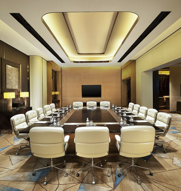 The St Regis ShenzhenMeeting Boardroom by St Regis