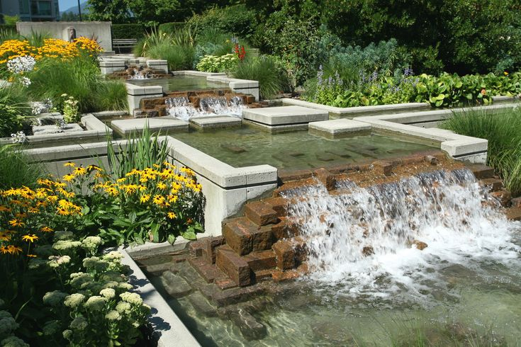 Landscape Water Feature Pump Up Profits By Adding Water Features
