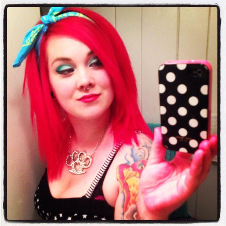 Splat Luscious Raspberries Red Hair Pinterest