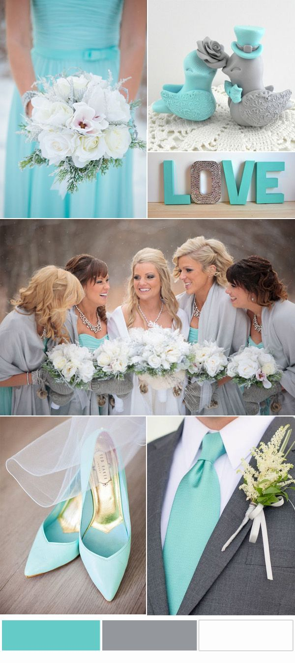 25 best ideas about Blue grey weddings on Pinterest