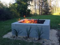 17 Best images about Fire Pits on Pinterest | Raised beds ...
