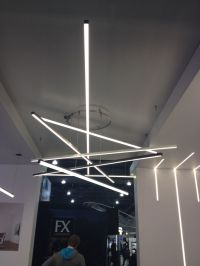 11 best images about Linear pendant Lighting on Pinterest