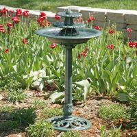 Best 25+ Bird bath fountain ideas on Pinterest   Garden ...
