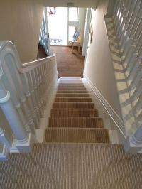 1000+ images about Striped Carpet on Pinterest   Stair ...