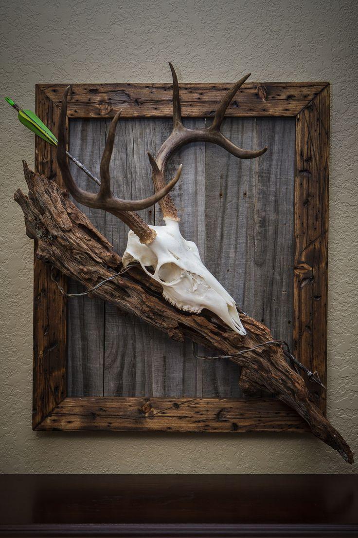 25 Best Ideas About Deer Antler Decorations On Pinterest Deer