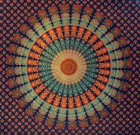Mandala Hippie Hippy Tapestry indian Wall Hanging Throw ...