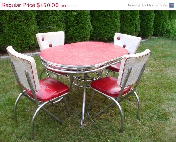 1950 s yellow formica table and chairs swing chair kettal 25+ best ideas about vintage kitchen tables on pinterest | table, dinette sets ...
