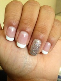 508 best images about Wedding Day Nails on Pinterest ...