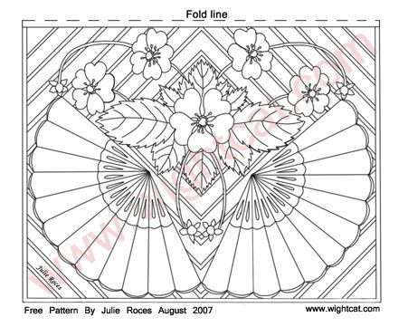 51 best Embossing Patterns images on Pinterest